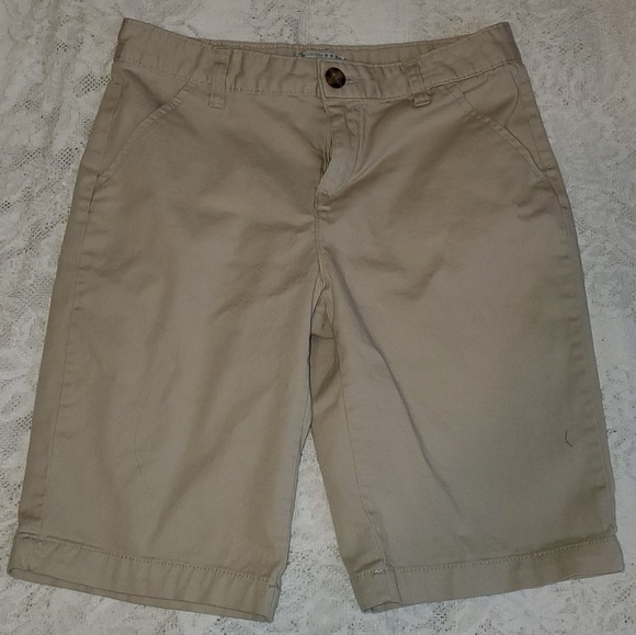 0cfe0c7b4b Old Navy Girls Uniform Bermuda Khaki Shorts. M_5d03a4c9adb58dce3a9f4e01